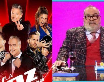 La Voz Argentina vuelve a ganar en la batalla del rating de los domingos