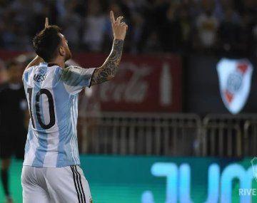 Oficial: Argentina-Bolivia marca el regreso del público a las canchas