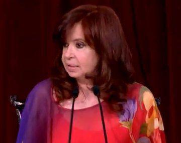 El pedido de validez de sesiones remotas fue presentado por Cristina.