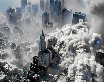 11-S: imágenes impactantes de los ataques que cambiaron al mundo