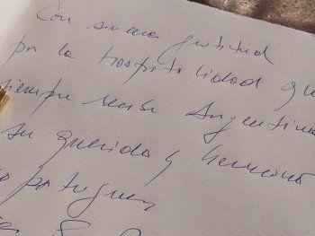 El mensaje de Alberto al pueblo portugués
