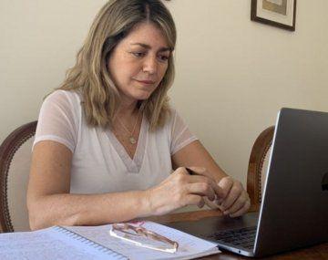 Estela Regidor se pidió licencia hasta que la Justicia se analice los hechos.