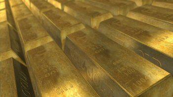 El oro tocó máximo desde febrero.