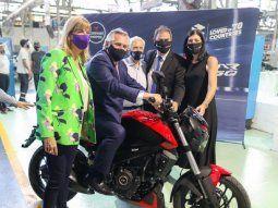 Grupo Iraola comenzará producir las motos Kawasaki en la Argentina