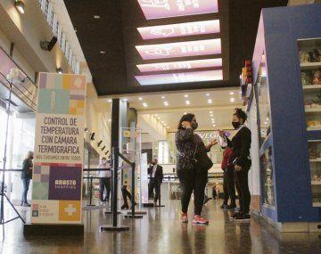 Compras. Los shopping centers reabrieron el 14 de octubre en AMBA.