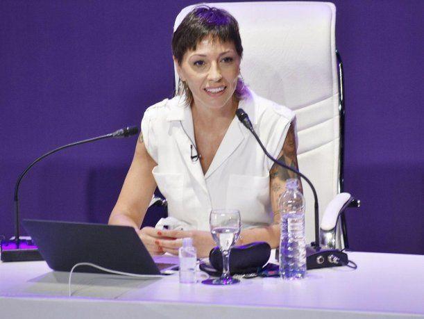 Mayra Mendoza abrió el 139º período de sesiones ordinarias del Honorable Concejo Deliberante de Quilmes.