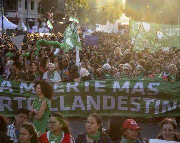 8M: multitudinarias marchas en todo el país en reclamo de mayor  igualdad de género