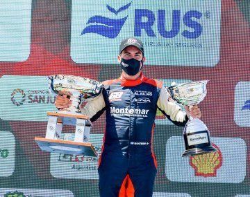 Julián Santero ganó en San Juan y el título de TC se definirá la próxima fecha.