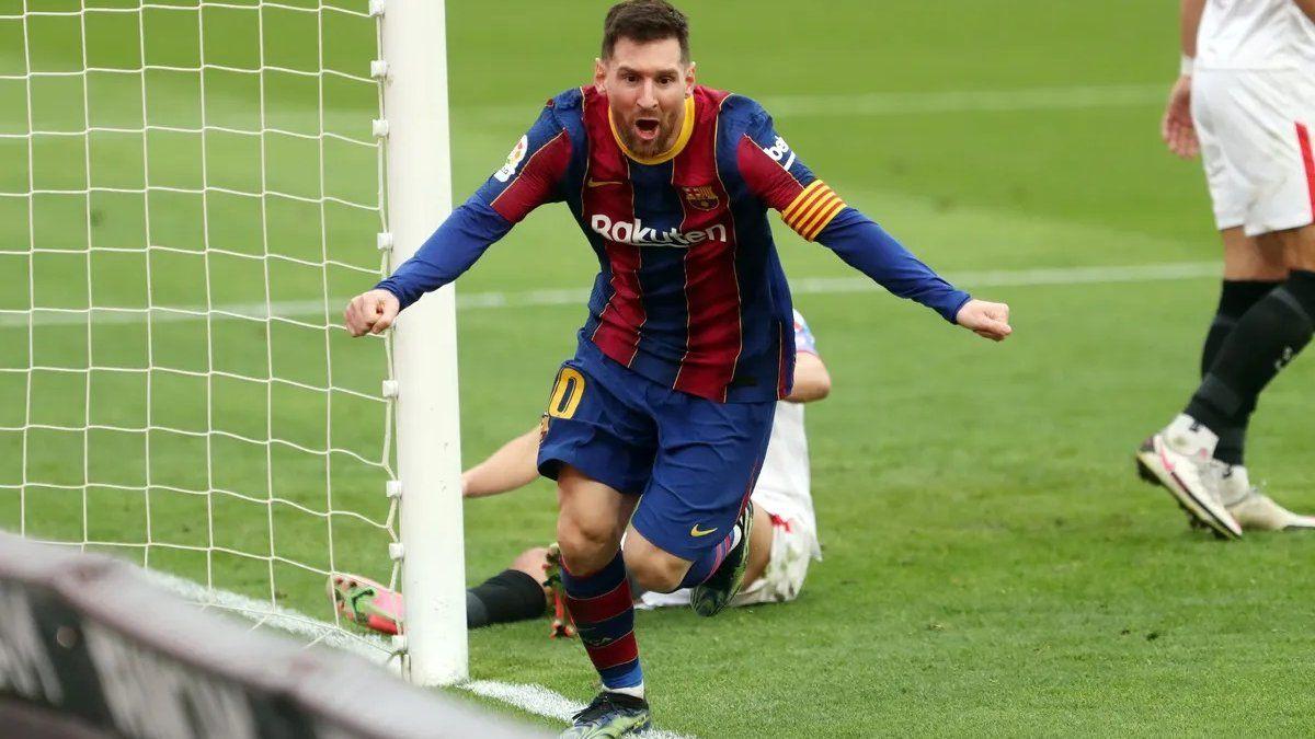 Barcelona ganó al ritmo de Messi para seguir cerca de la cima
