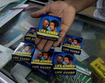Los preservativos sacados del mercado son casi 800 mil y pertenecen a la marca india Life Guard.