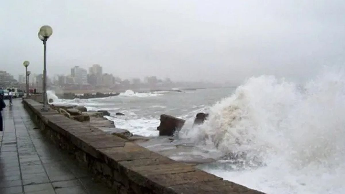 alerta amarilla por fuertes vientos en 11 provincias
