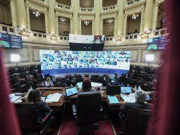 Senado: kirchnerismo empuja bicameral para controlar los servicios de luz