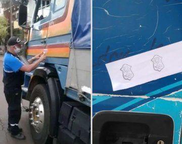 Por el momento, se han registrado casos de fajas en camiones en elMunicipio de Azul, Provincia de Buenos Aires y en las provincias de Mendoza, San Juan, San Luis, Corrientes, Catamarca, Misiones y la Rioja.