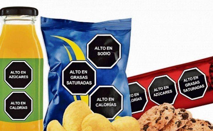 Unicef OPS y Fao piden que no haya retrasos para sancionar la ley de etiquetado frontal de alimentos.