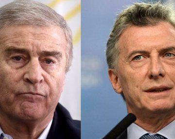 Aguad y Macri, investigados por el ARA San Juan