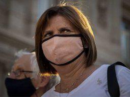 Bullrich justificó a Macri: Sostuvo su palabra, no se vacunó en la Argentina