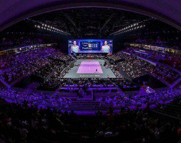 Shenzhen debía ser la sede de las WTA Finals.