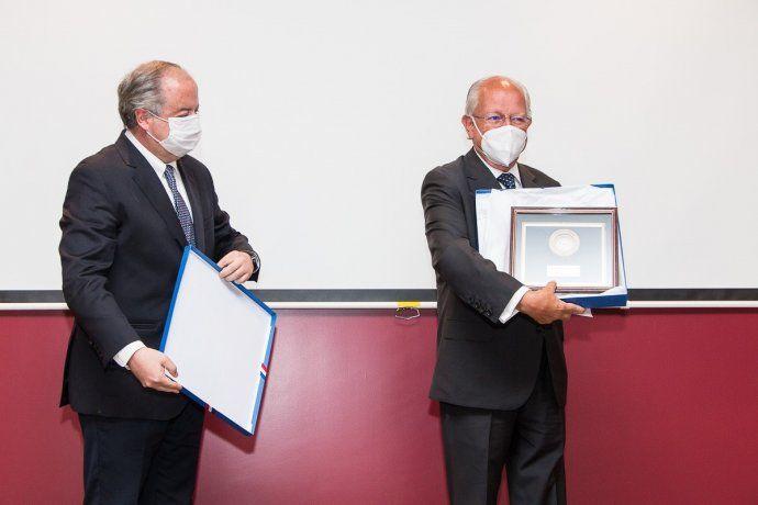 El embajador de Chile en la Argentina