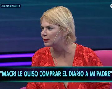 Esmeralda Mitre, en C5N