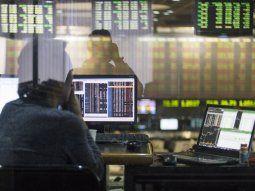 El S&P Mervalbaja por toma de ganancias trasfuerte alza