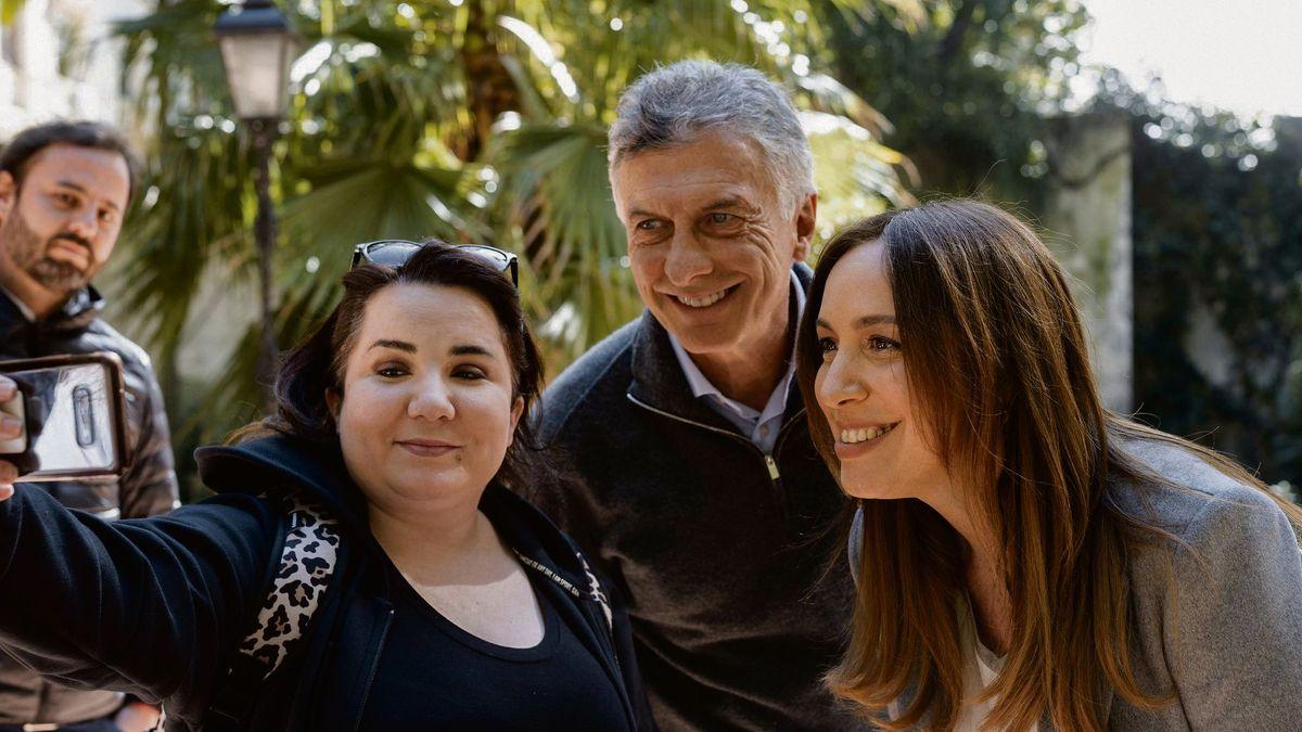 Macri, en gira con Vidal y Santilli (oxigena al FdT tras foto de Olivos)