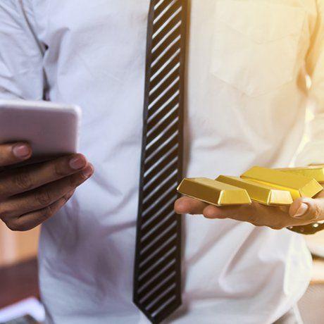 Banco Supervielle continúa habilitando la compra de oro certificado 100% online.