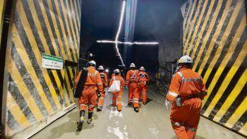 APUESTA. La minería representa entre un 10% y un 15% del PBI de Chile. En medio de la pandemia, el sector es la principal apuesta del gobierno para resucitar la economía.