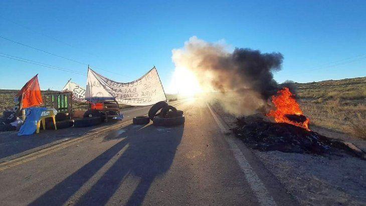 Piquetes en Vaca Muerta: pérdidas millonarias y... ¿falta de gas?