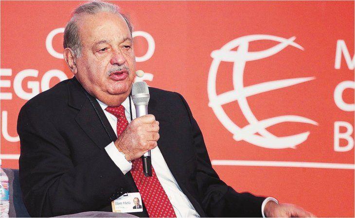 Le desea Felipe Calderón una pronta recuperación del Covid-19 — Carlos Slim