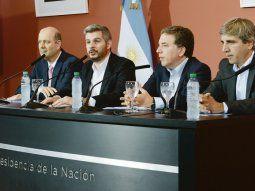 Recalculando. La famosa conferencia del 28 D, con Sturzenegger, Peña, Dujovne y Caputo.