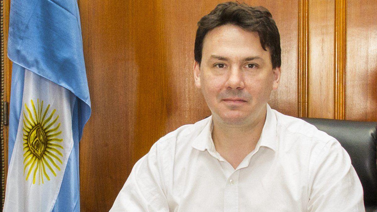 Gobierno echó al subsecretario de Energía eléctrica, Federico Basualdo