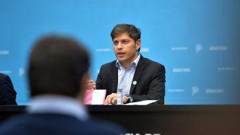 kicillof pide endurecer medidas tras suba de casos; interior complicado