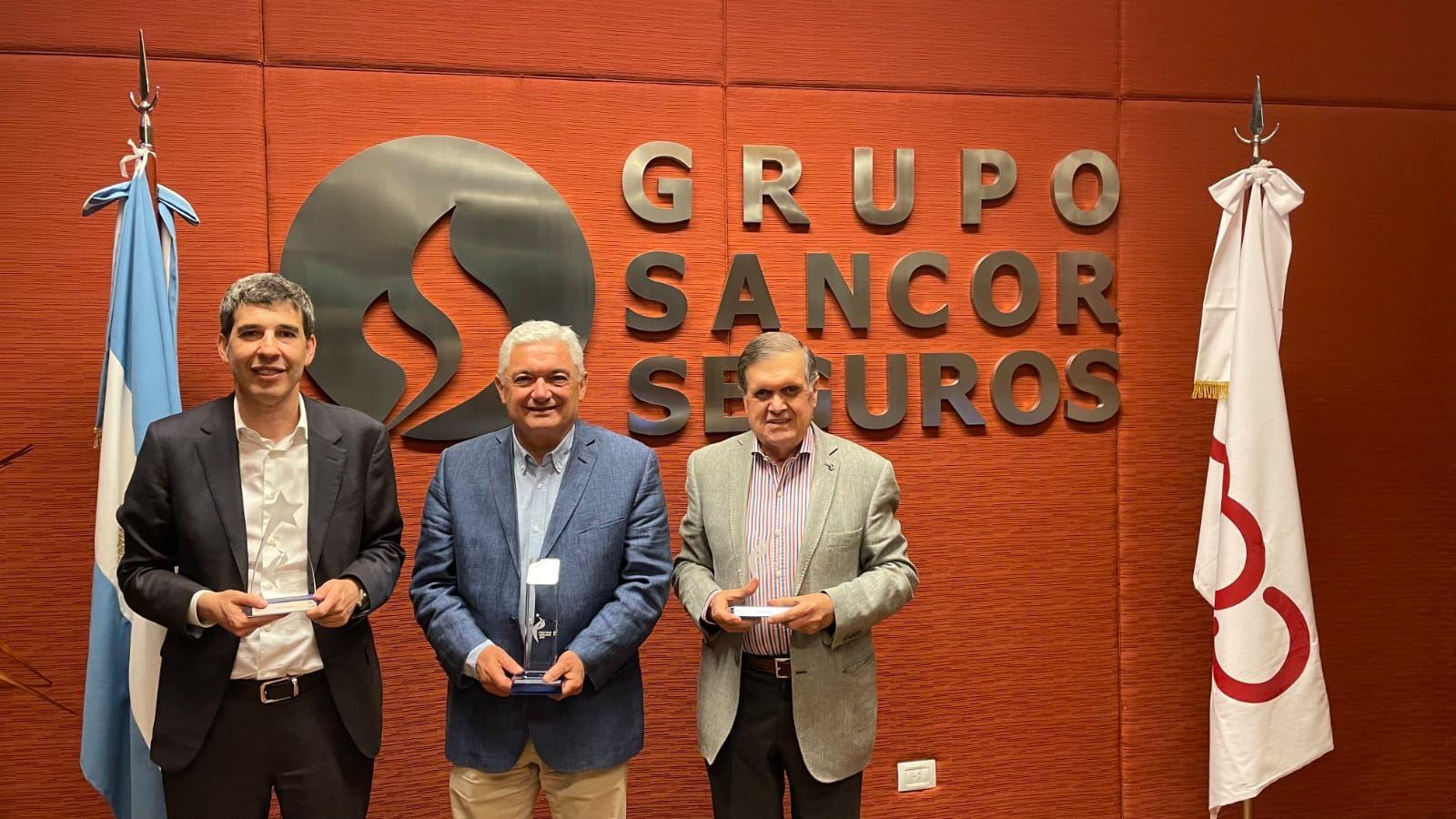 el grupo sancor seguros fue reconocido en los premios prestigio