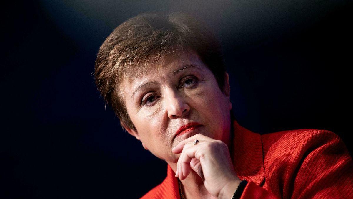 El Directorio del FMI sigue sin definir el futuro de Kristalina Georgieva