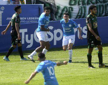 Belgrano le ganó a Nueva Chicago y se ubicó en zona de Reducido por el segundo ascenso.