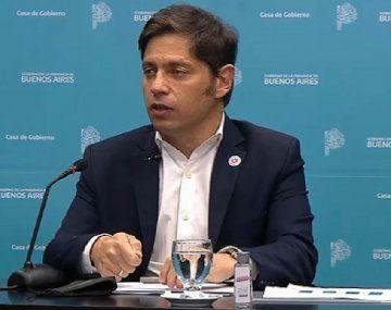 Kicillof: Hay que relajar la mirada fiscalista para alcanzar la recuperación económica