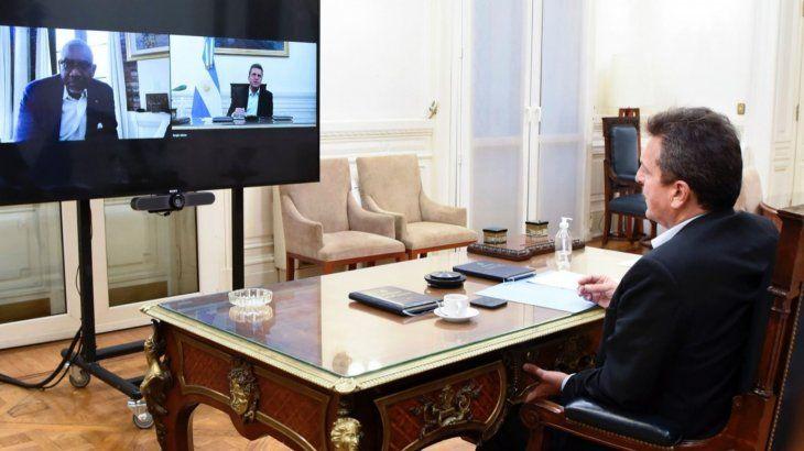Argentina suma respaldo en su negociación con el FMI
