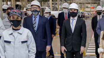 Matías Kulfas y Martín Guzmán volverán a coincidir en un acto oficial como el que compartieron en Toyota.