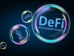 DeFi significa Decentralized Finance (en inglés) o finanzas descentralizadas y su propósito es crear un sistema más transparente, justo y resistente a la censura.