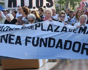 Abuelas solicitó para Fariña, exintegrante del Destacamento de Inteligencia 121 del Ejército la pena de 15 años de prisión e inhabilitación absoluta