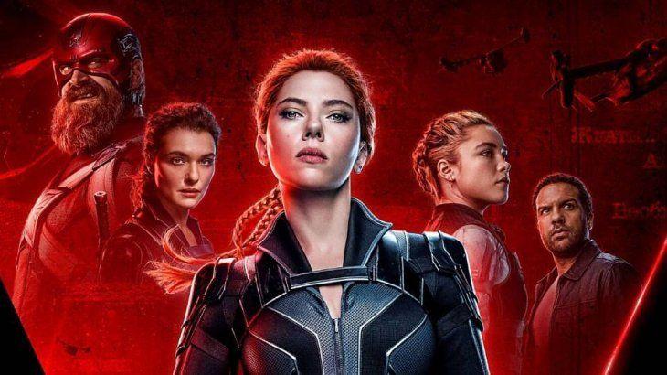 Llega Black Widow de Marvel: cuándo se estrenará