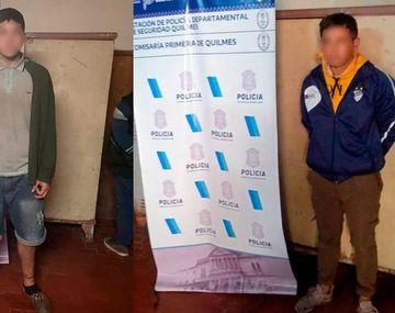 Crimen de Lucas: los dos jóvenes detenidos tenían antecedentes penales