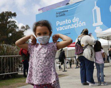 Covid-19: Moderna confirma seguridad y eficacia de su vacuna en niños de 6 a 11 años