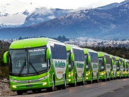 Estesábado arribará un servicio de la empresa Vía Bariloche.
