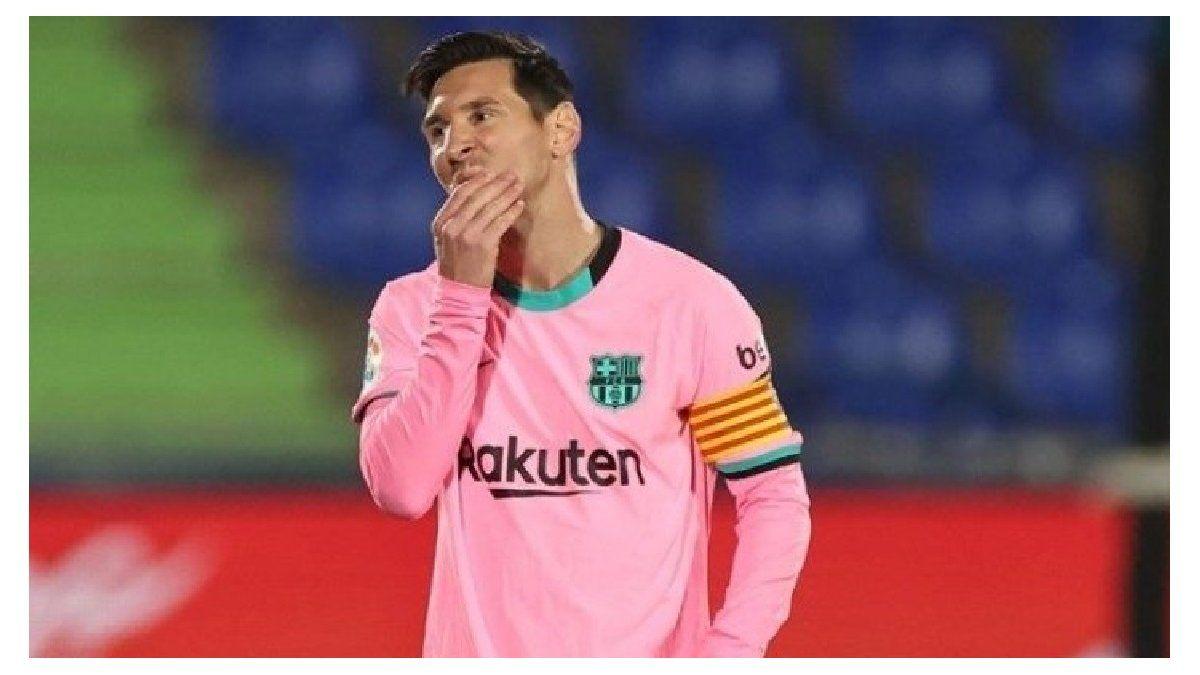 Ex entrenador del Barcelona aseguró que Messi es difícil de gestionar
