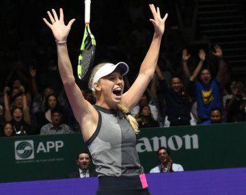 Caroline Wozniacki dejará el circuito a los 29 años.