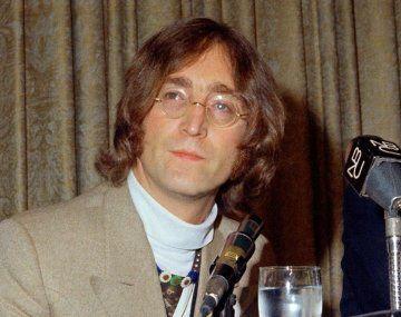 John Lennon es el principal referente de la música popular del siglo XX: