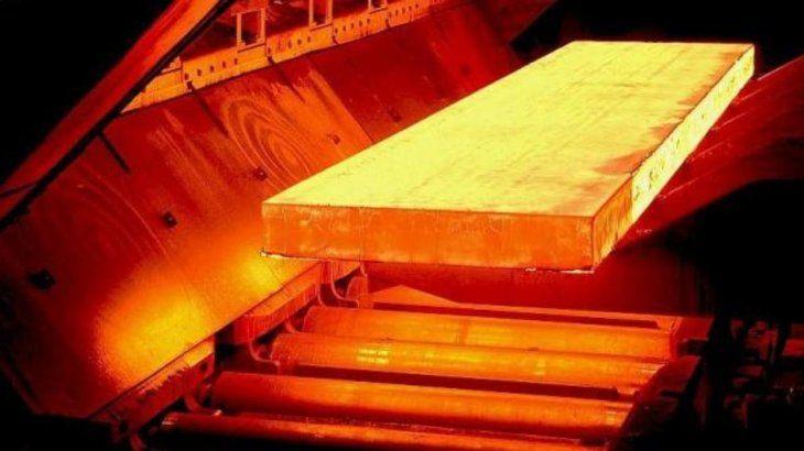 Subió producción de acero impulsada por bienes durables y construcción