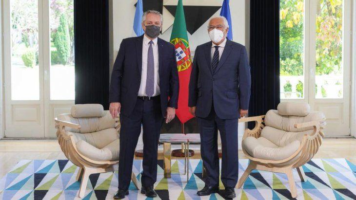Alberto Fernández pidió «comprensión» al FMI: «Queremos un acuerdo que no postergue a los argentinos»