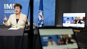 El FMI ahora analiza el déficit cuasi fiscal en las negociaciones con la Argentina